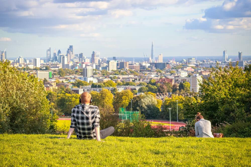 I parchi piú belli di Londra. Scopri quali sono i migliori.