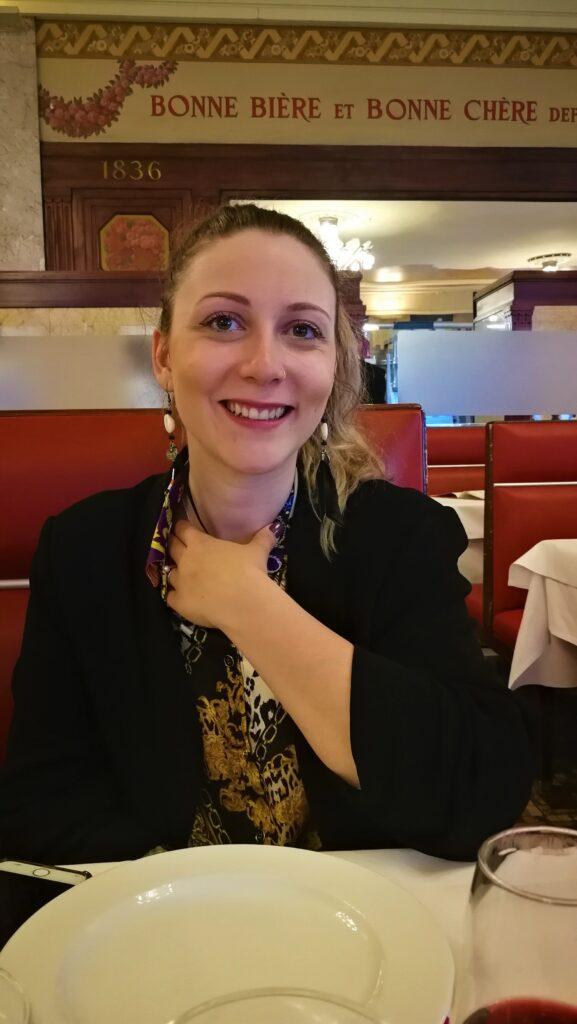 Dove mangiare a Lione.La Brasserie Georges