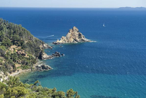 Costa Argento e Isola del Giglio